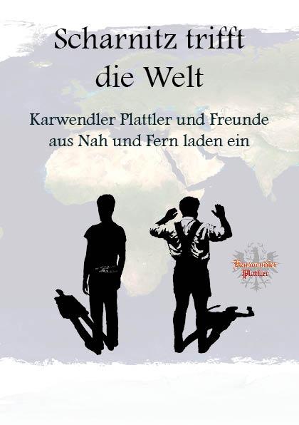 Scharnitz trifft die Welt Flyer